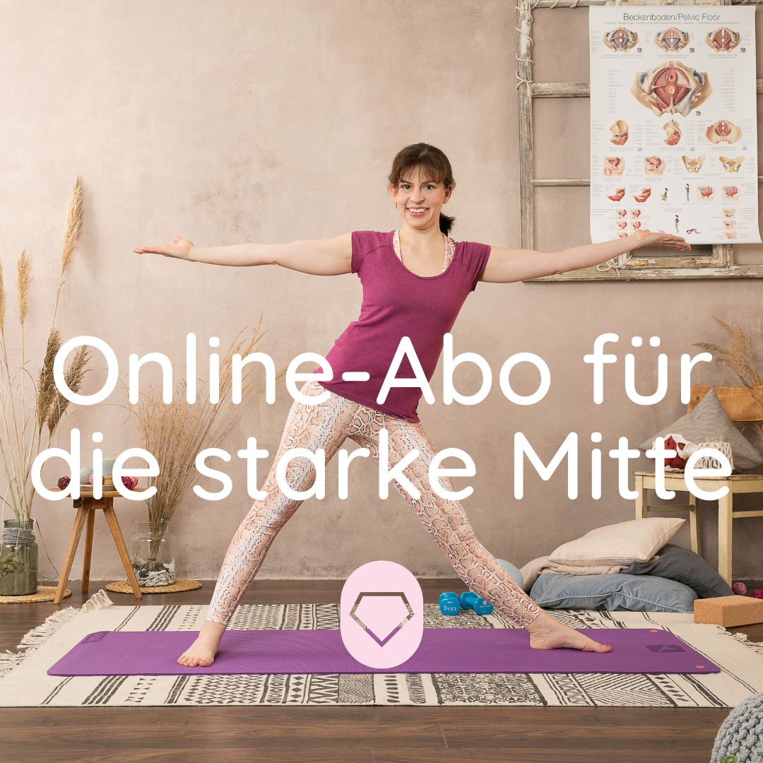 Online-Abo für die starke Körpermitte